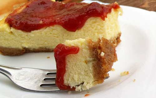 Receita de cheesecake light de goiabada