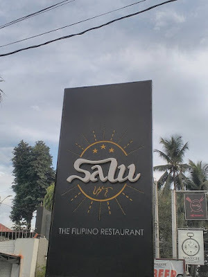 Salu Restaurant in Quezon City Food Review: Taste the Flavors of the Philippines under one roof
