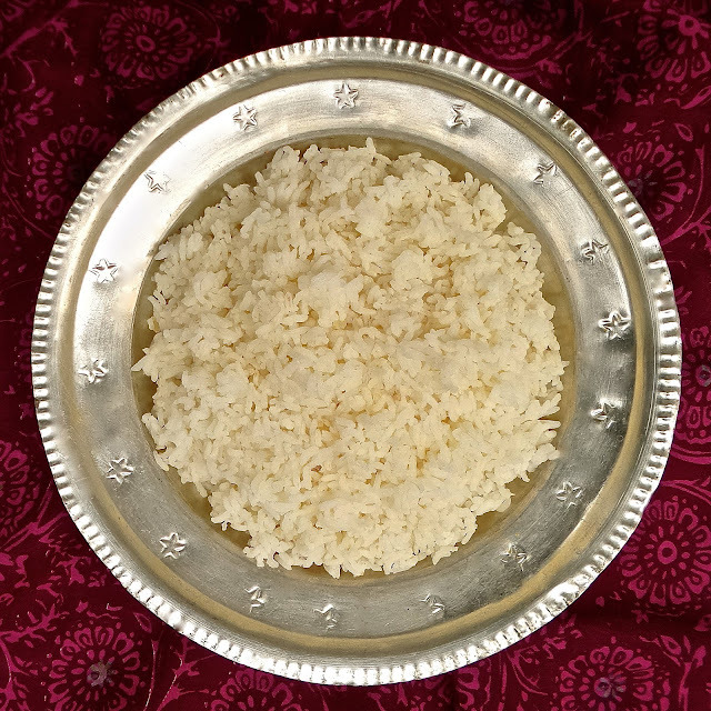 Tips & Tools: Of Rice & Rotis...