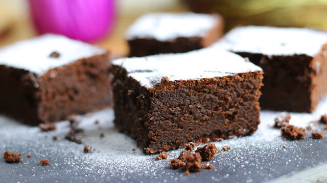 Low Carb - Brownies - Glutenfrei