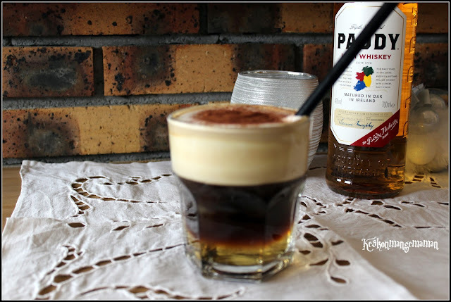Catacookingchallenge#12 irish coffee