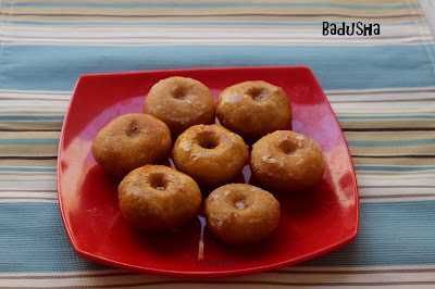 BADUSHA - BADUSHA RECIPE - 400th POST