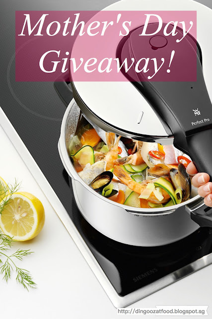 WMF Perfect Pro Pressure Cooker Giveaway 22 April - 6 May 2016 [CLOSED]