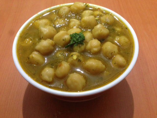 Chole or kabuli chana