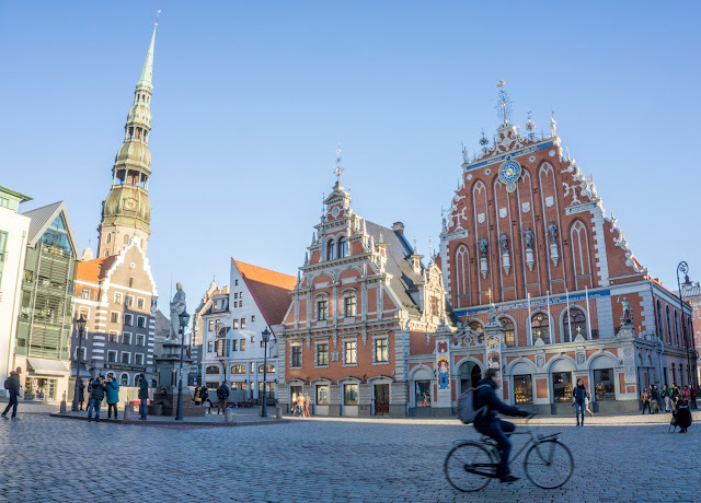 LATVIA: 4 places to eat during Riga Restaurant Week