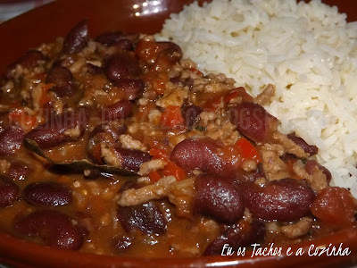 Autentico Chili com carne