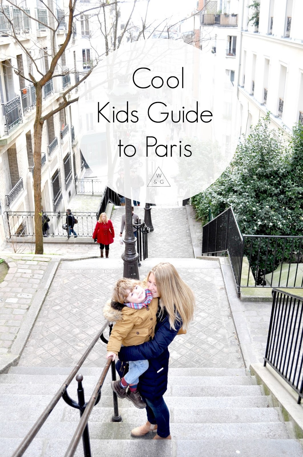 COOL KIDS GUIDE TO PARIS // TRAVEL
