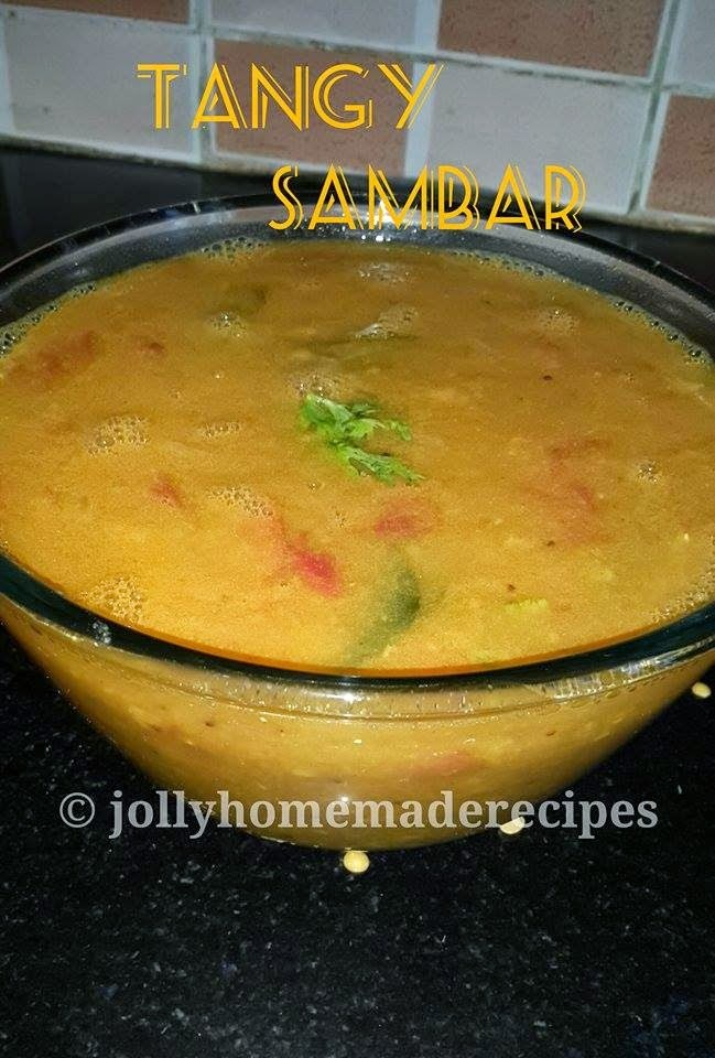 Sambar Recipe, How to make Tangy Sambar | Quick Sambar Recipe
