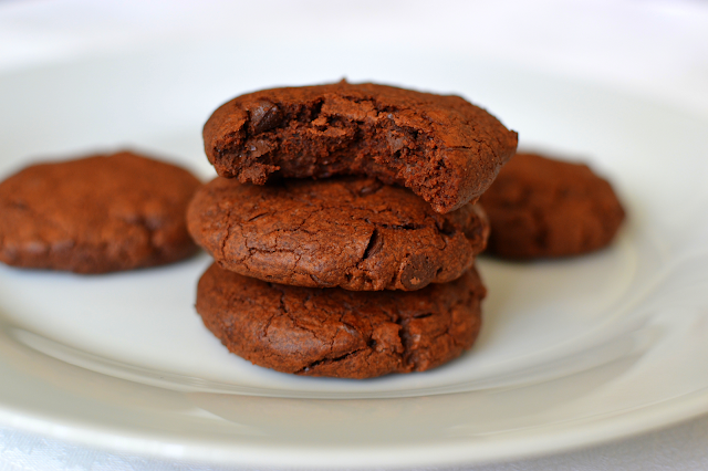 Death by Chocolate Cookies.