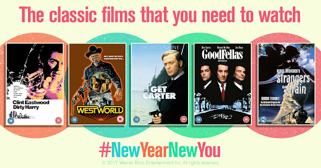 #NewYearNewYou - Classic Films That You Need to Watch
