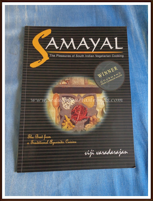 Samayal - Cookbook Review
