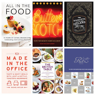 My Christmas Books for Cooks List