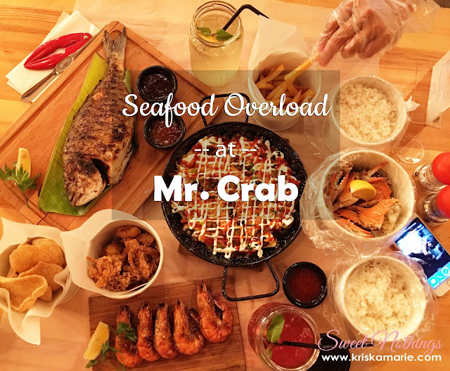 Seafood Feast at Mr. Crab