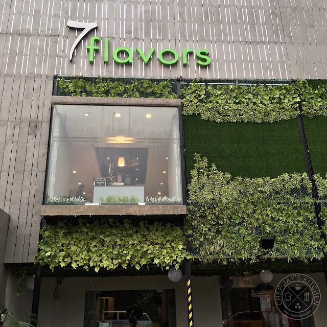7 Flavors Buffet: A Nice, Affordable Feast By Celebrity Chef Boy Logro
