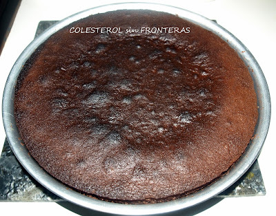 BIZCOCHO de CHOCOLATE (Thermomix)