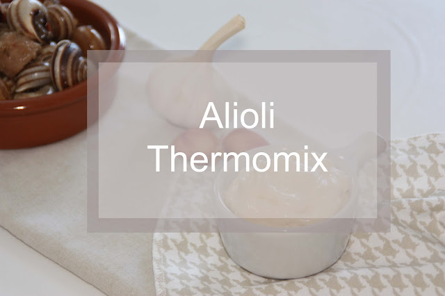 Alioli (Thermomix)