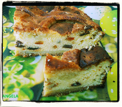 Sernik tradycyjny - Traditional Polish Cheesecake Recipe - Cheesecake tradizionale polacco