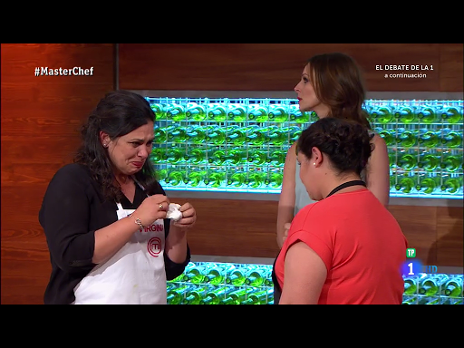 Masterchef 4.12: Final four sin duelo de gemelas
