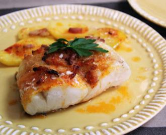 Recetas de cenas al horno faciles mytaste for Merluza al horno facil
