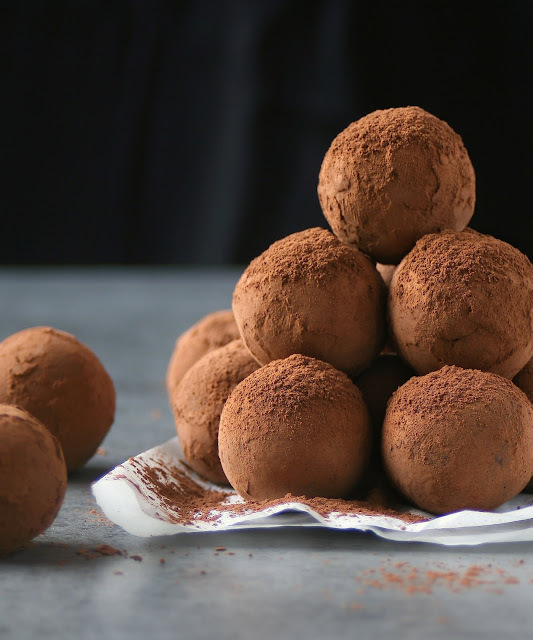 Salted Caramel Chocolate Truffles and a food demo in Bloemfontein