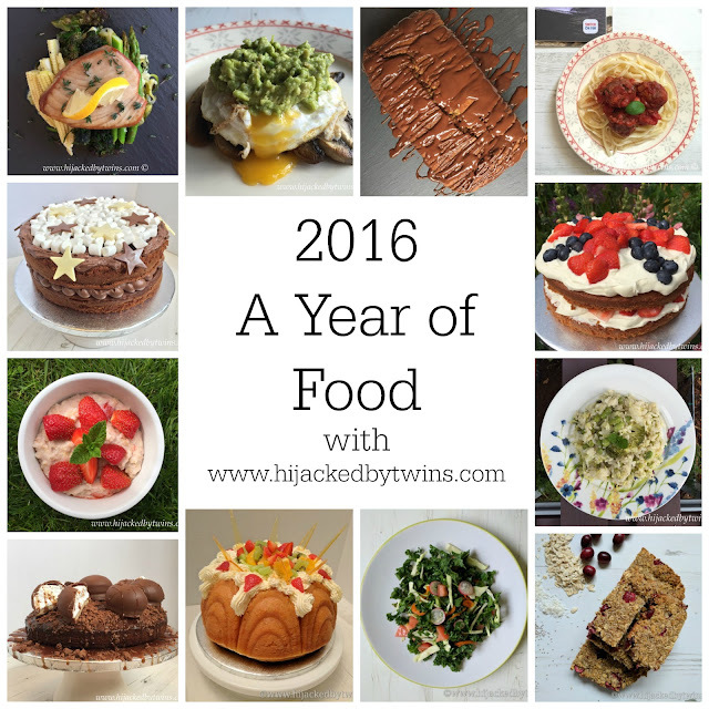 2016 - A Year of Food