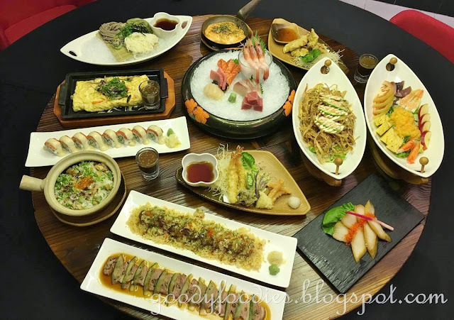 Hana Dining + Sake Bar - Signature Course Menu