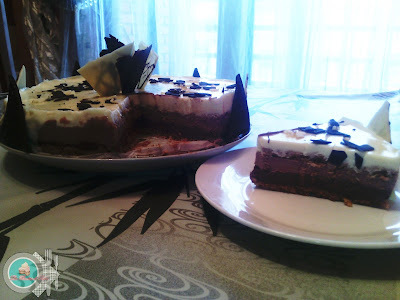 TARTA 3 CHOCOLATES SENCILLA.