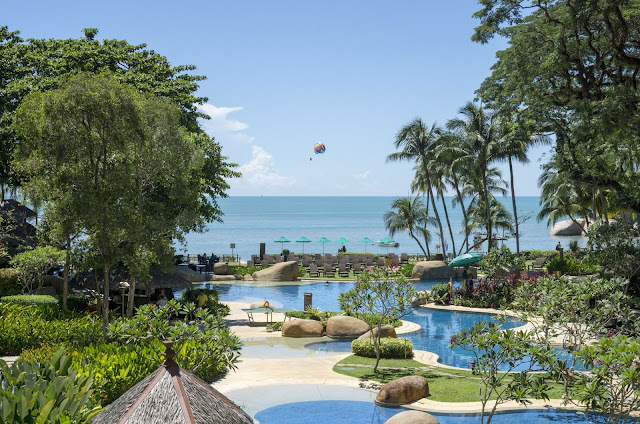MALAYSIA: Review of the Shangri-La's Rasa Sayang Resort & Spa, Penang