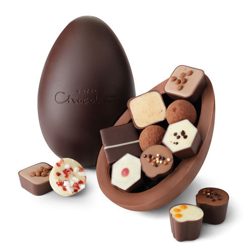 Hotel Chocolat Just Mik Easter Egg