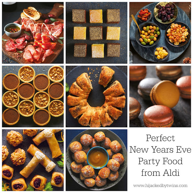 Perfect New Years Eve Party Food from Aldi