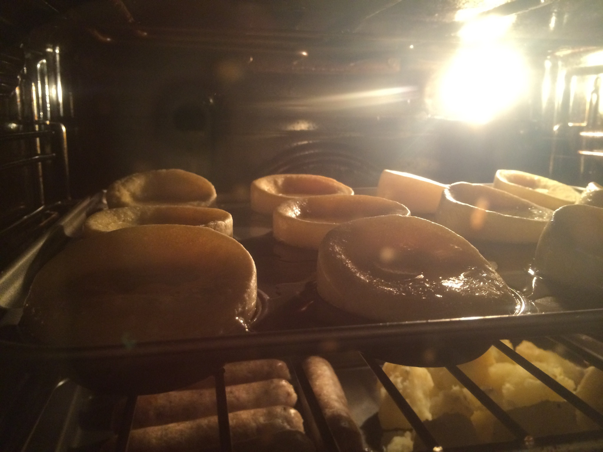 Yorkshire Puddings!
