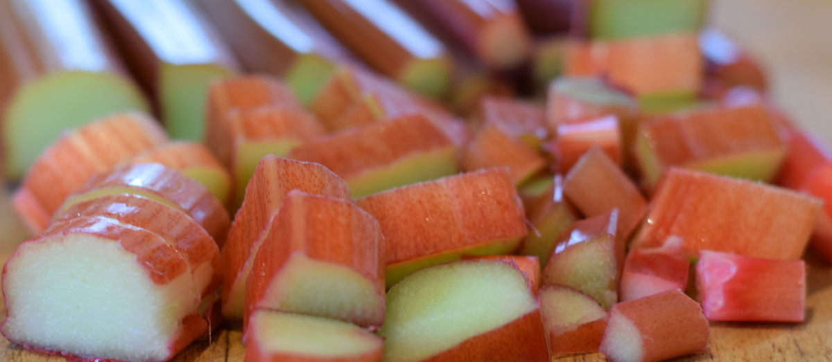 Rhubarb is for Fools