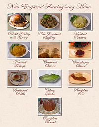 One of America's Favorites – Thanksgiving Dinner