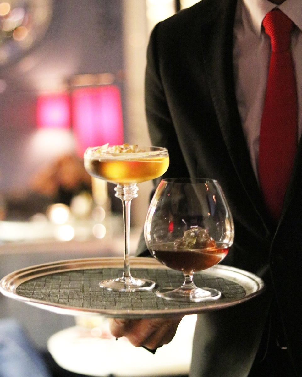 My 11 favourite London Hotel Cocktail Bars