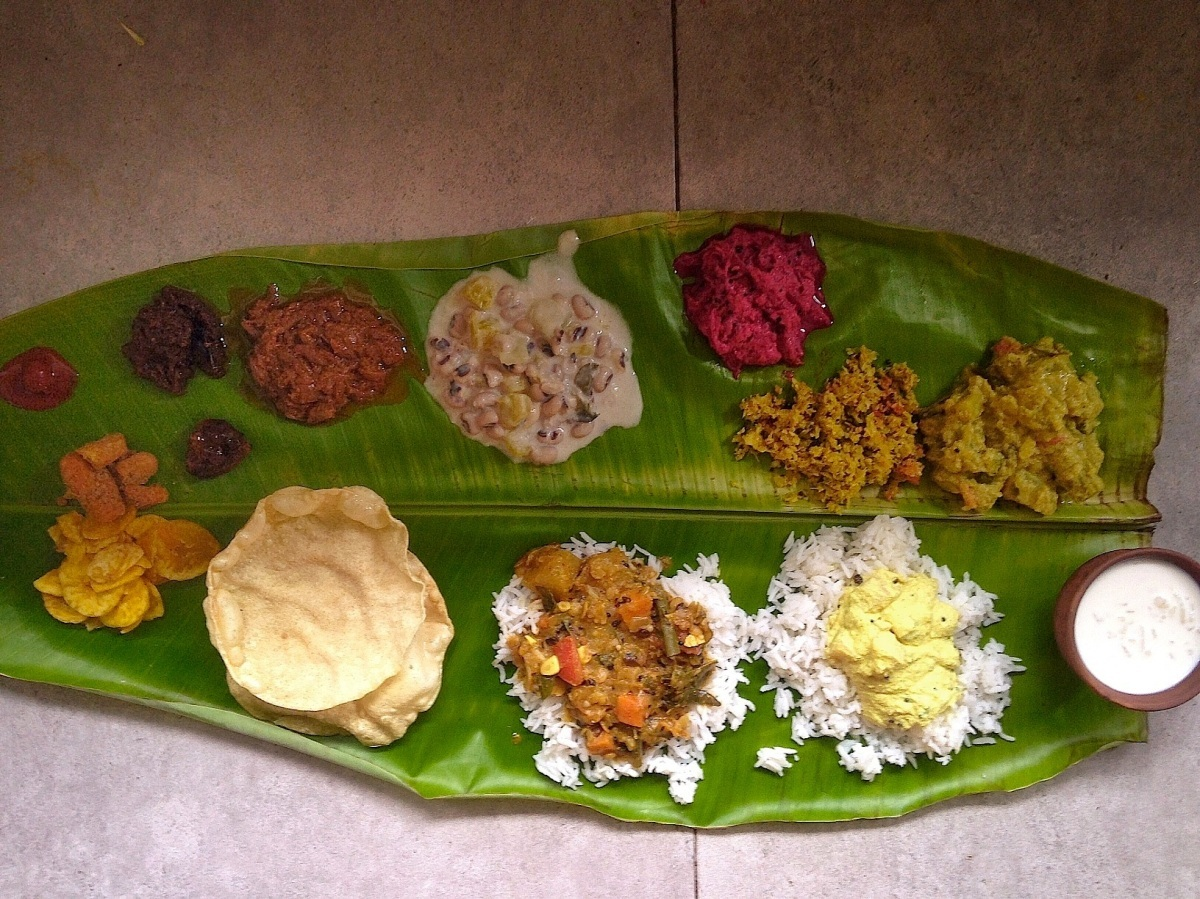 Onam sadya recipes – Documenting heirlooms