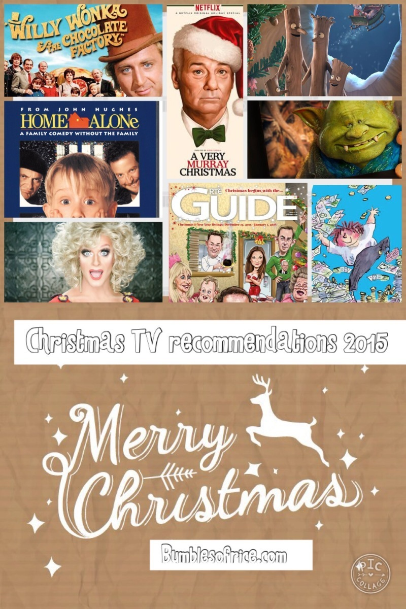 What's on TV this Christmas? (2015)