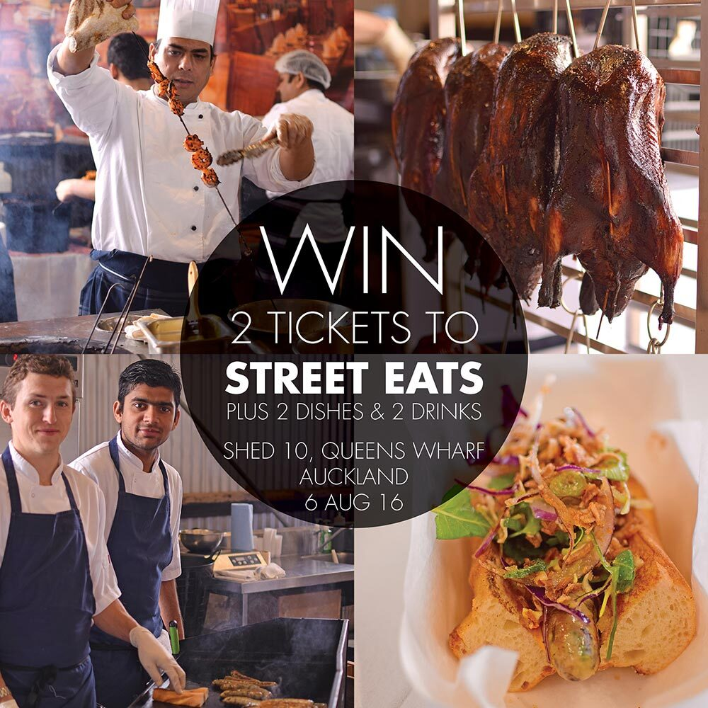 Auckland Restaurant Month and a Street Eats giveaway