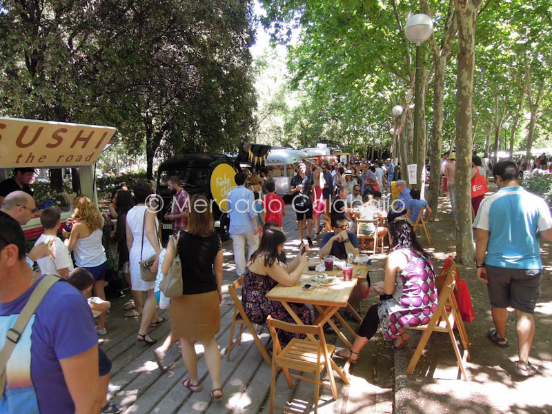 MadrEat, la capital del 'street food'