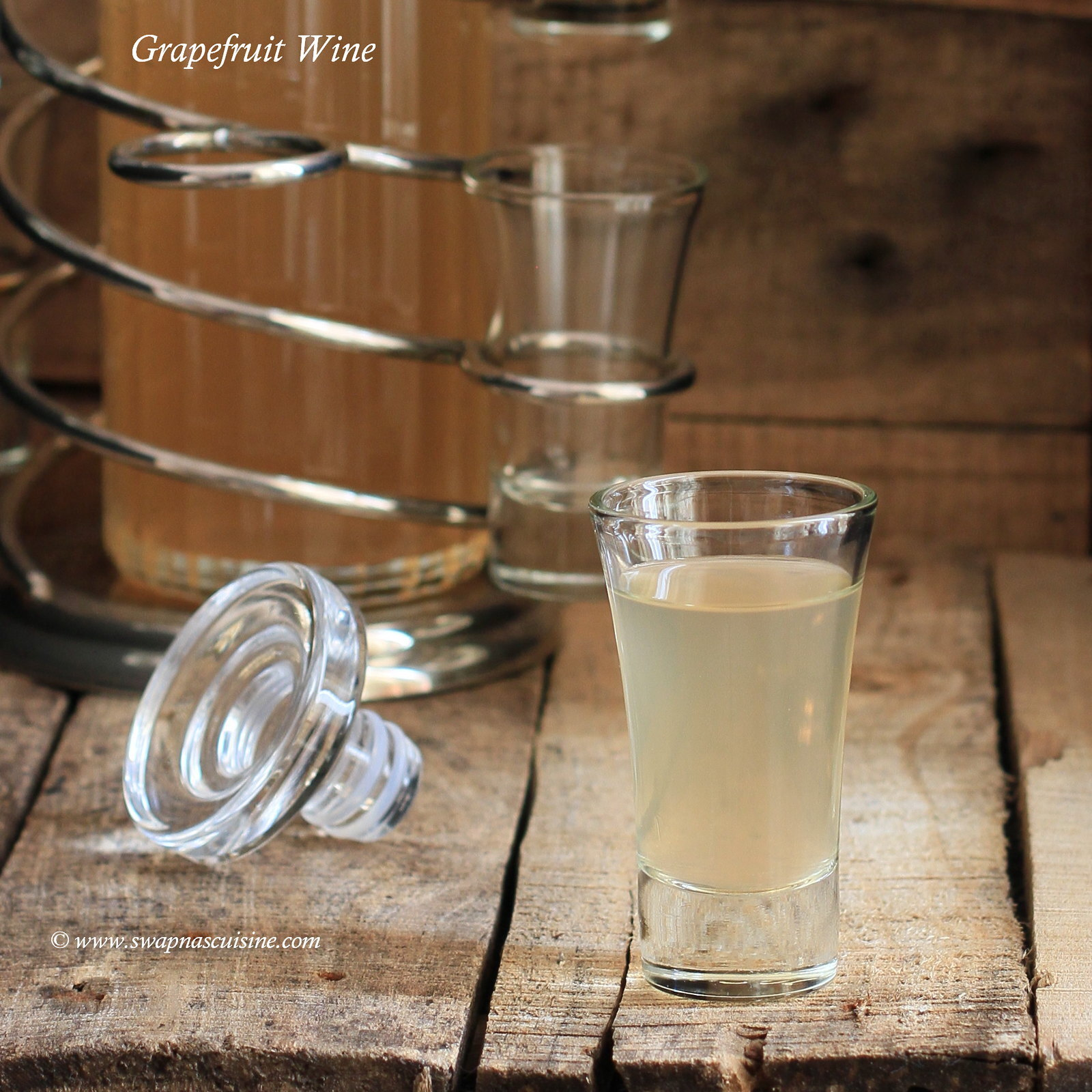 Grapefruit Wine Recipe