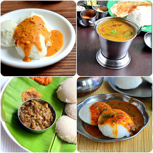 30 Sambar Varieties For Idli – South Indian Idli Sambar Recipes – Breakfast Sambar Recipes