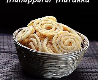 how to prepare murukku in tamil