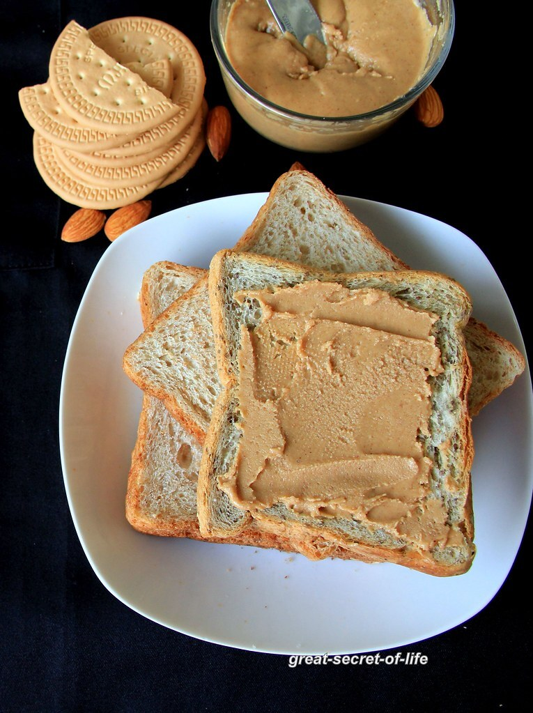 Biscuit Butter Recipe - Homemade biscuit butter spread recipe - Bread spread recipe