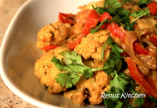 Tandoori Gobhi (Marinated Cauliflower)