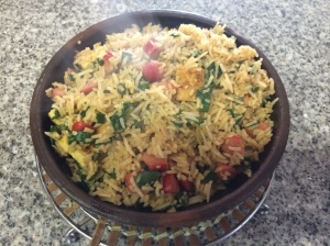 Chow Fan – Arroz Frito
