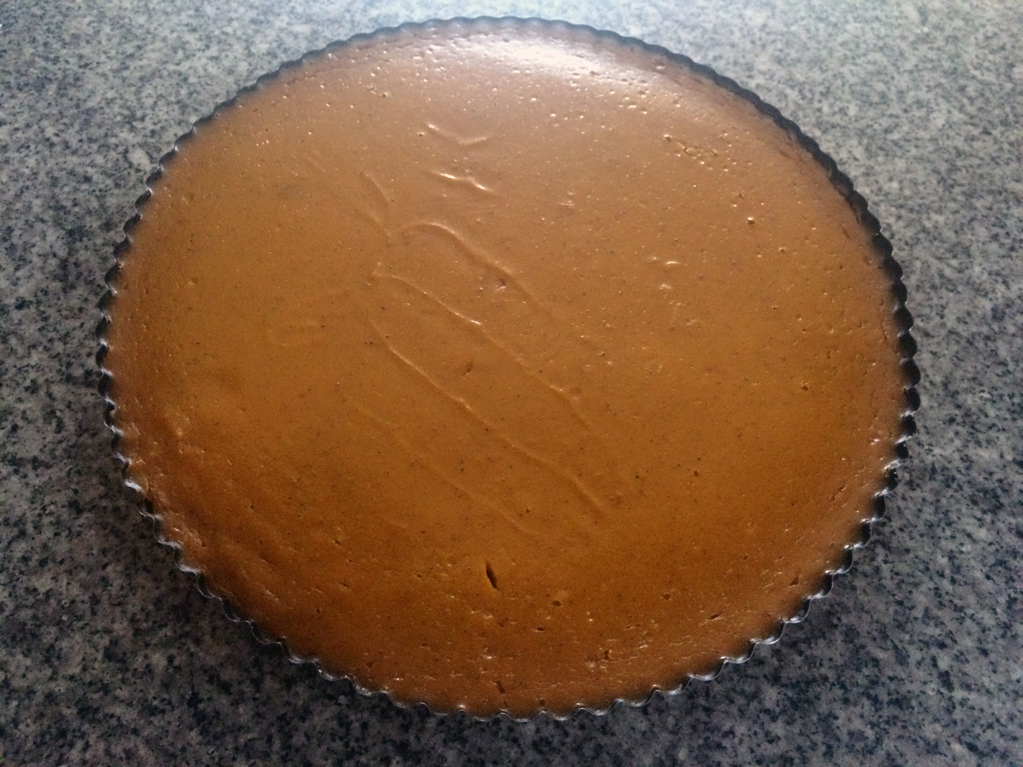 Pumpkin Pie / Pie de zapallo camote