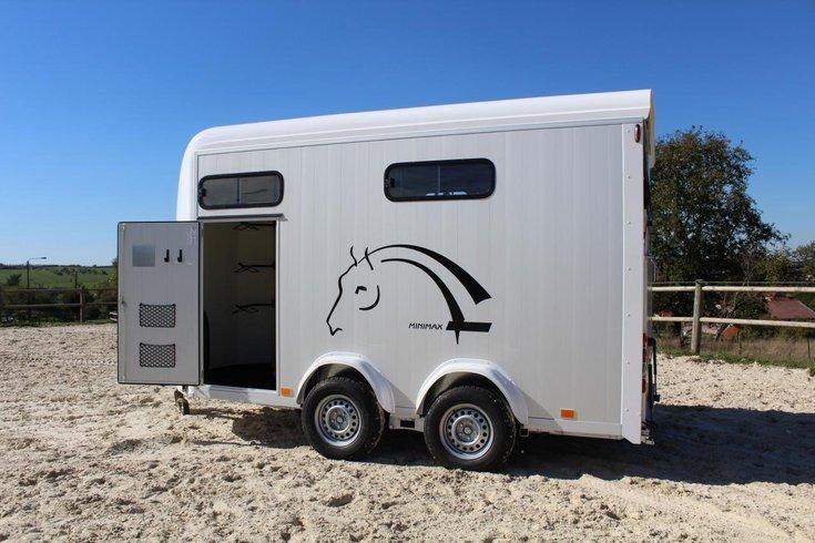 Cheval Liberté Minimax 3 Hästars transport