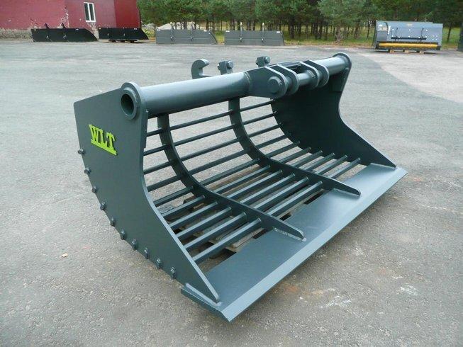 Gallerskopa 1100L med grävfäste B20