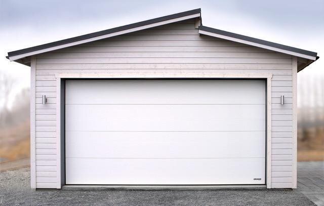 Krokom60, Sveriges mest isolerade garageport