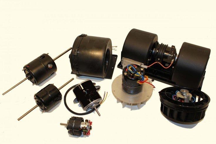 Fläktmotor / Värmefläkt / Hyttfläkt