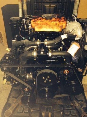 Mercruiser 383 Stroker MPI V8 350hk KAMPANJ
